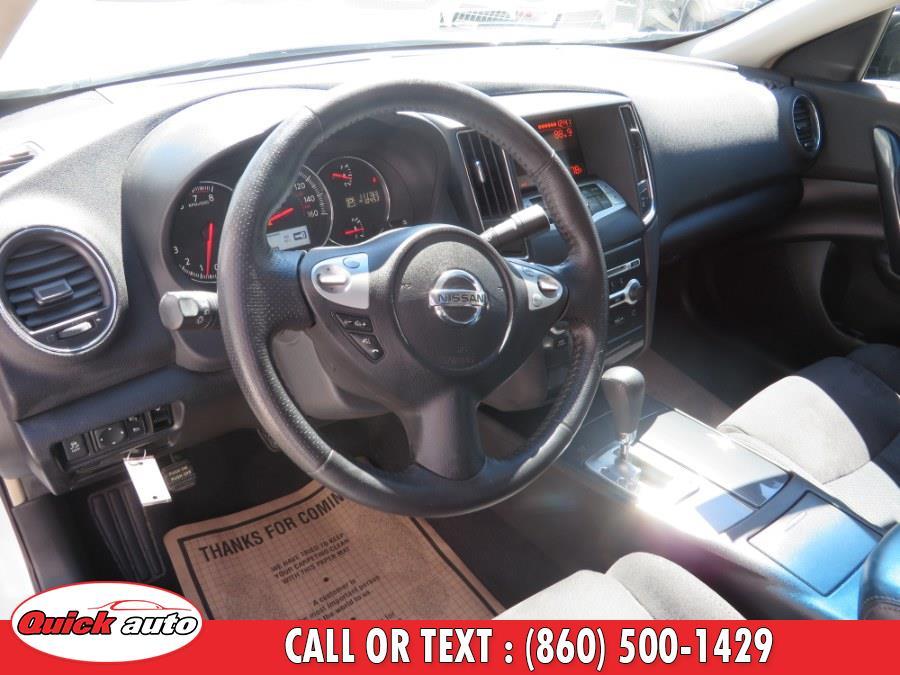 Used Nissan Maxima 4dr Sdn 3.5 SV 2014 | Quick Auto LLC. Bristol, Connecticut