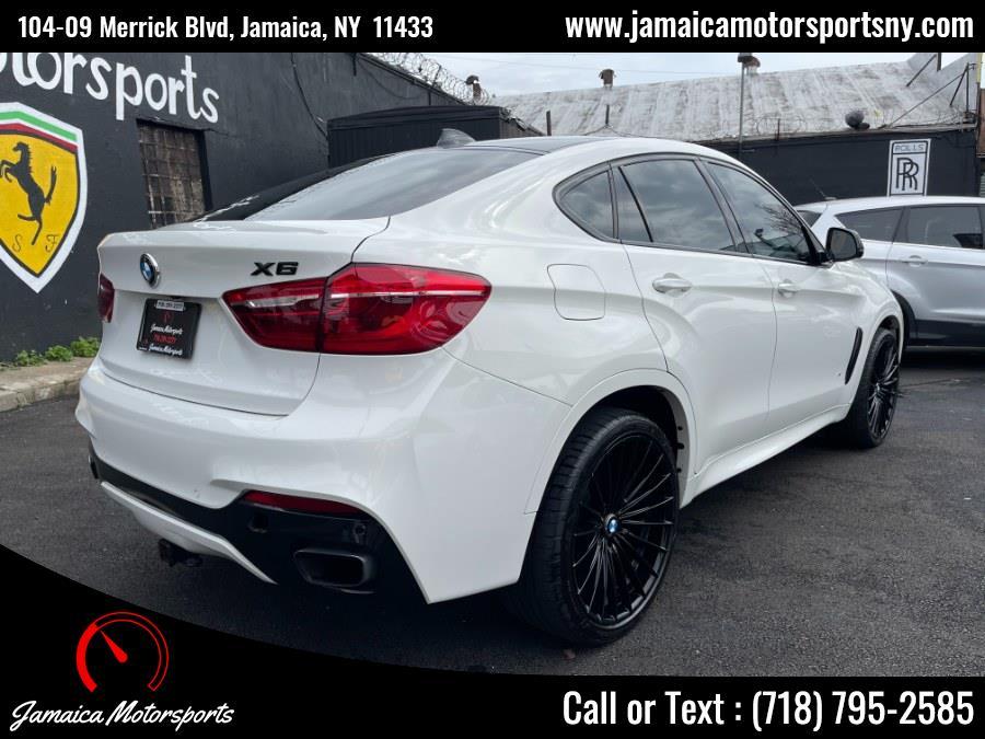 Used BMW X6 AWD 4dr xDrive50i 2015 | Jamaica Motor Sports . Jamaica, New York