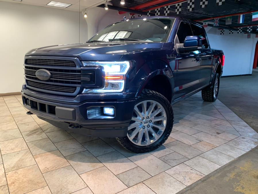 Used Ford F-150 Limited 4WD SuperCrew 5.5'' Box 2018   European Auto Expo. Lodi, New Jersey