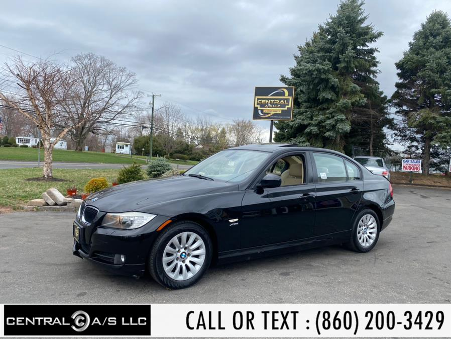 Used BMW 3 Series 4dr Sdn 328i xDrive AWD SULEV 2009 | Central A/S LLC. East Windsor, Connecticut