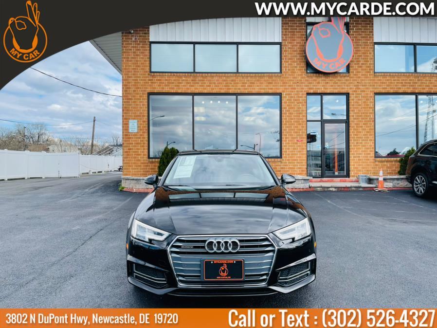 Used 2017 Audi A4 in Newcastle, Delaware | My Car. Newcastle, Delaware