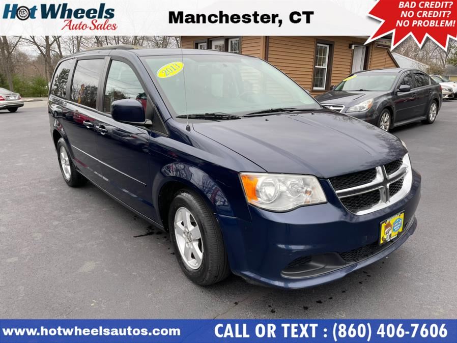 Used 2013 Dodge Grand Caravan in Manchester, Connecticut | Hot Wheels Auto Sales LLC. Manchester, Connecticut