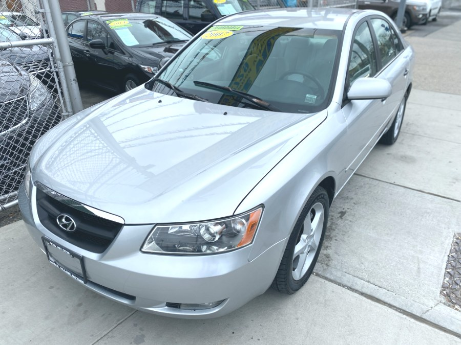 Used 2007 Hyundai Sonata in Middle Village, New York | Middle Village Motors . Middle Village, New York