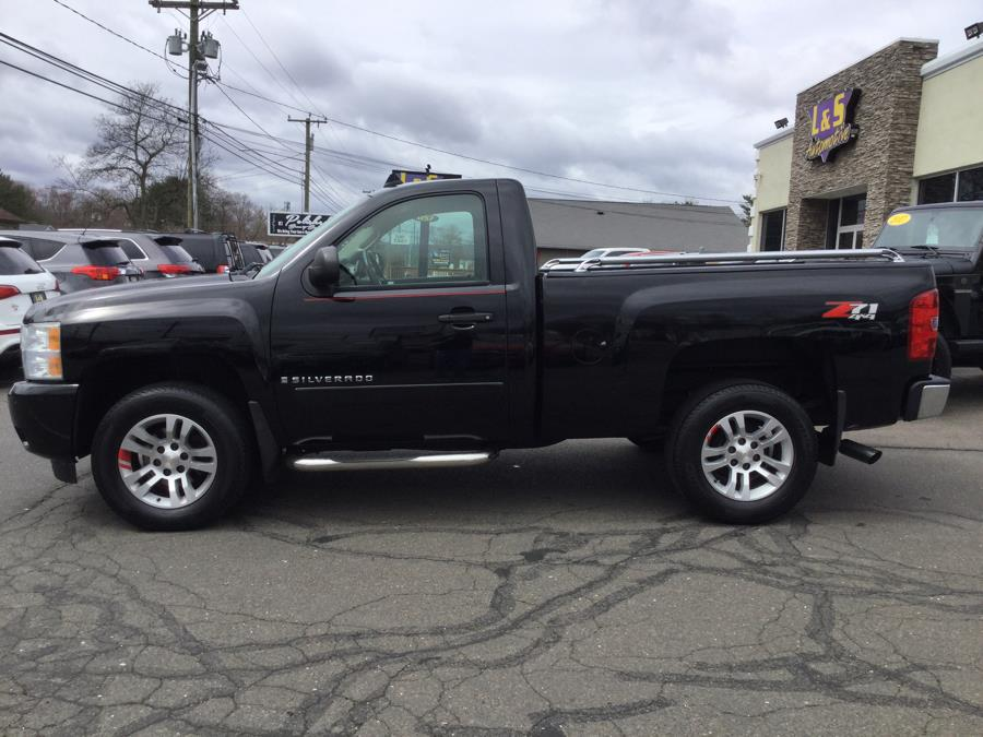 "Used Chevrolet Silverado 1500 4WD Reg Cab 119.0"" LT w/1LT 2007 