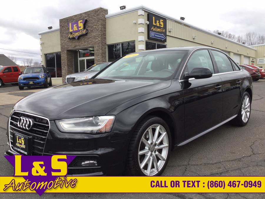 Used 2014 Audi A4 in Plantsville, Connecticut | L&S Automotive LLC. Plantsville, Connecticut