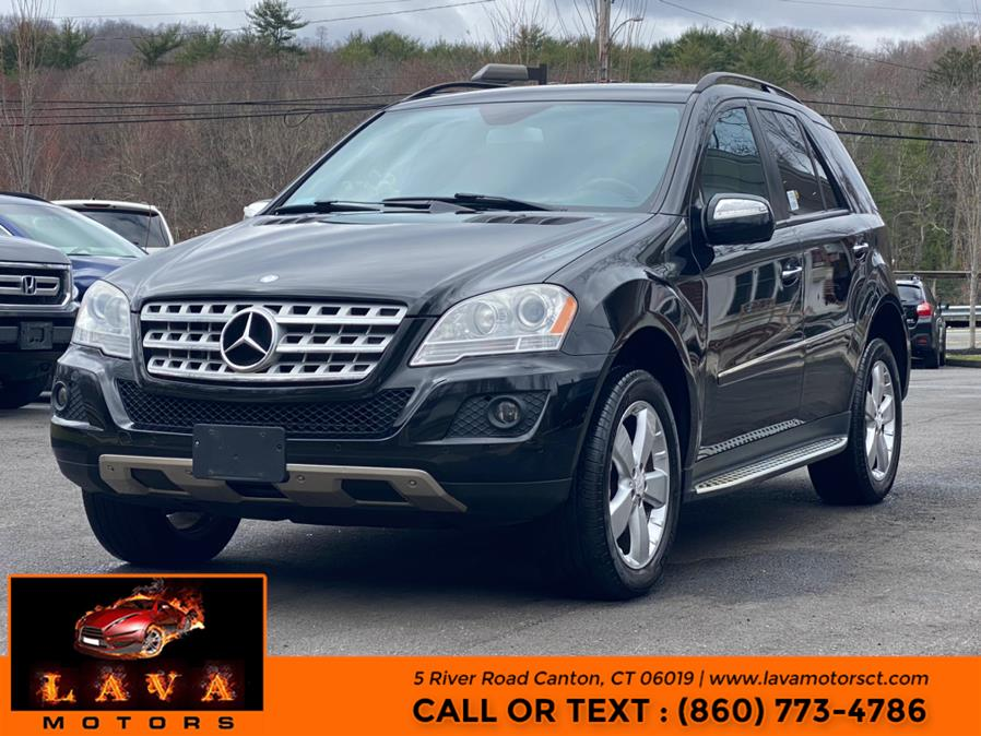 Used 2009 Mercedes-Benz M-Class in Canton, Connecticut | Lava Motors. Canton, Connecticut