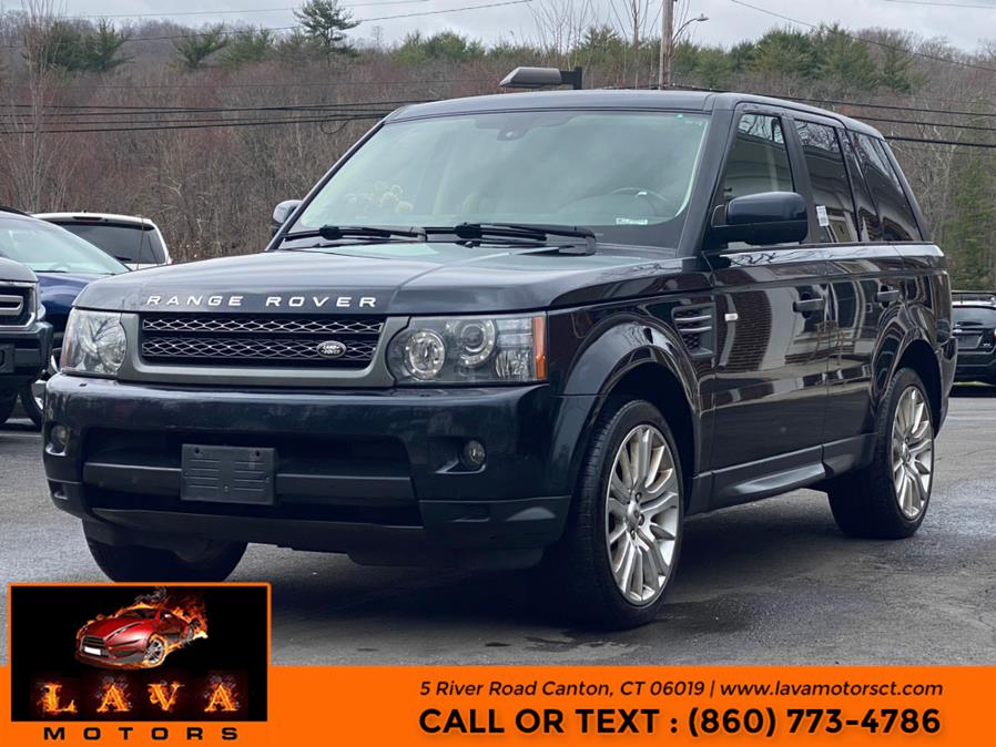Used 2010 Land Rover Range Rover Sport in Canton, Connecticut | Lava Motors. Canton, Connecticut