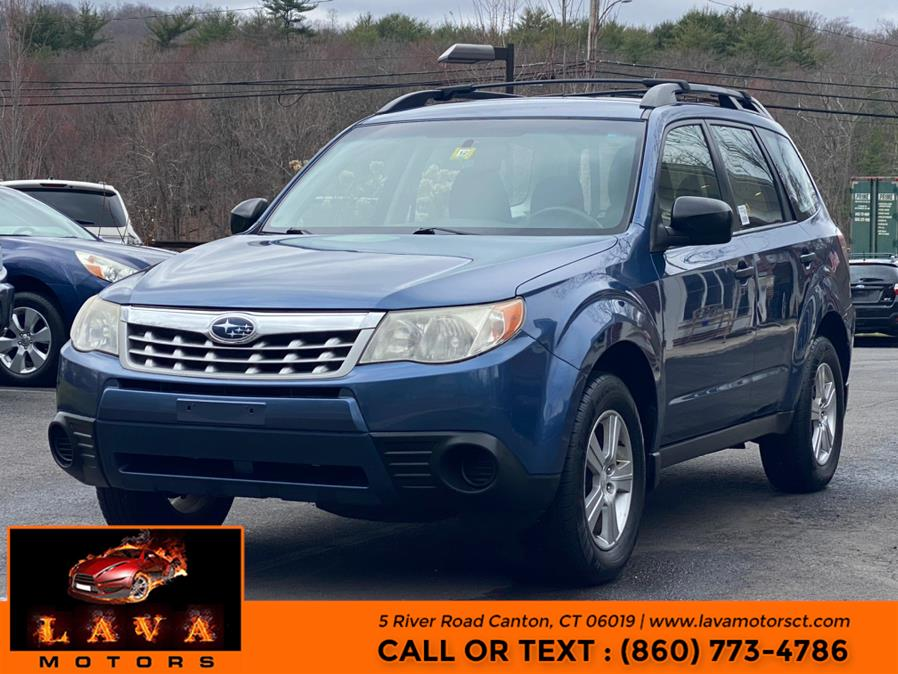 Used 2012 Subaru Forester in Canton, Connecticut | Lava Motors. Canton, Connecticut