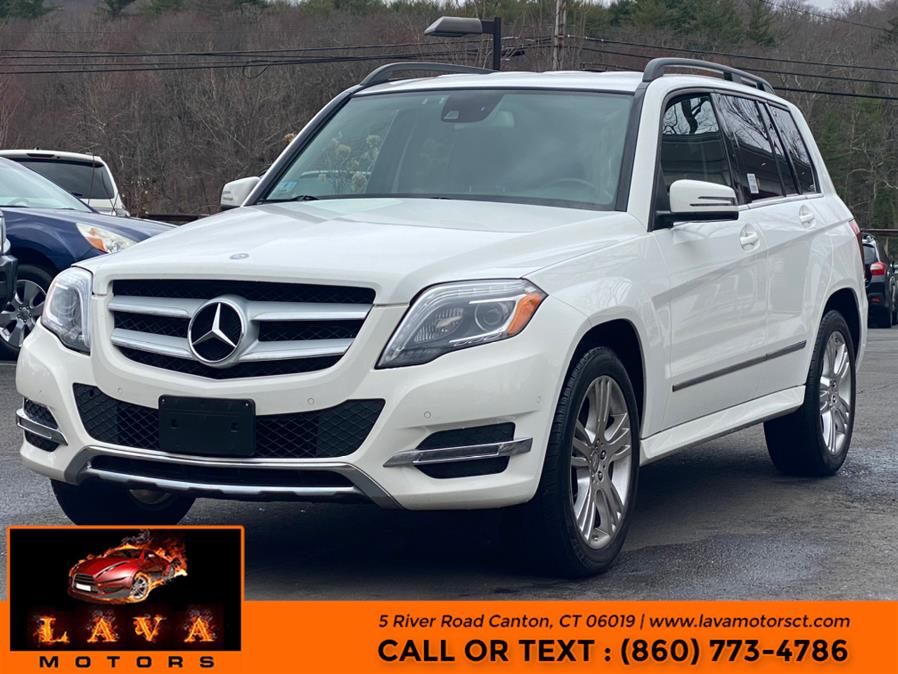 Used 2014 Mercedes-Benz GLK-Class in Canton, Connecticut | Lava Motors. Canton, Connecticut
