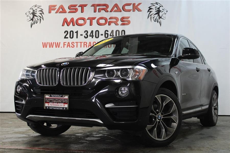 Used BMW X4 XDRIVE28I 2015   Fast Track Motors. Paterson, New Jersey