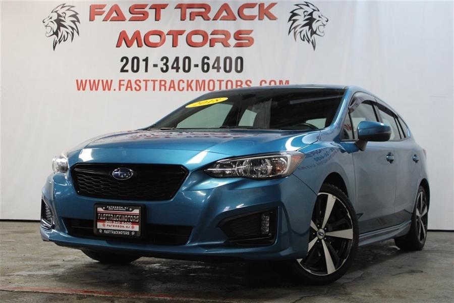 Used Subaru Impreza SPORT 2018   Fast Track Motors. Paterson, New Jersey