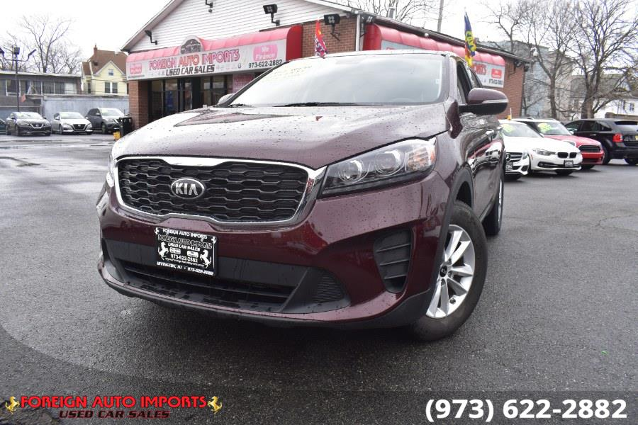 Used 2020 Kia Sorento in Irvington, New Jersey | Foreign Auto Imports. Irvington, New Jersey