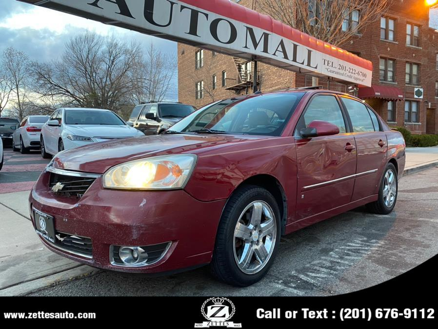 Used Chevrolet Malibu 4dr Sdn LTZ 2006 | Zettes Auto Mall. Jersey City, New Jersey