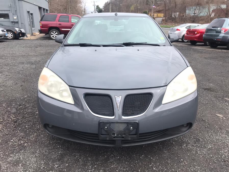 Used Pontiac G6 4dr Sdn GT w/1SA *Ltd Avail* 2009 | Diamond Brite Car Care LLC. New Britain, Connecticut
