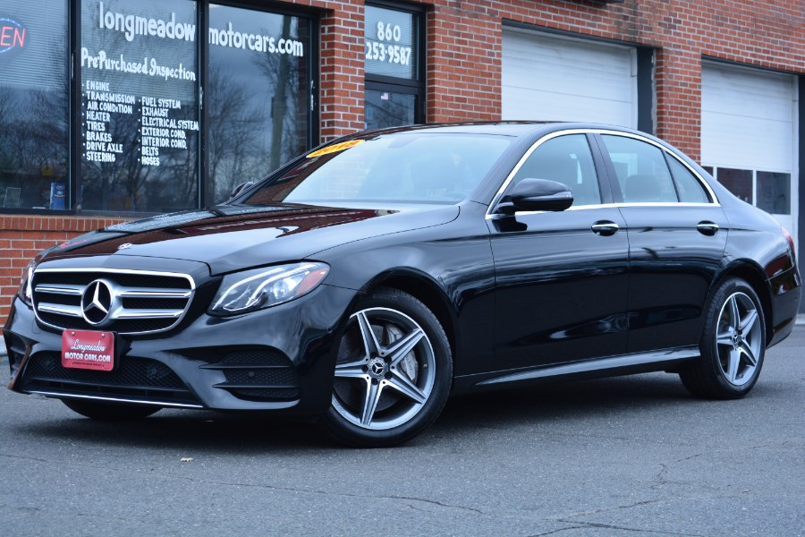 Used 2018 Mercedes-Benz E-Class in ENFIELD, Connecticut | Longmeadow Motor Cars. ENFIELD, Connecticut