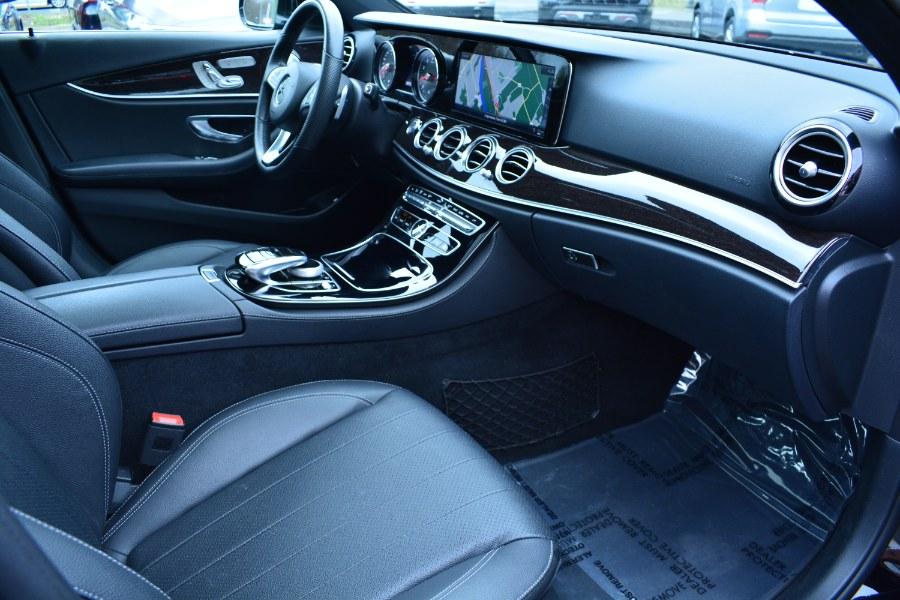 Used Mercedes-Benz E-Class E 300 4MATIC Sedan 2018   Longmeadow Motor Cars. ENFIELD, Connecticut