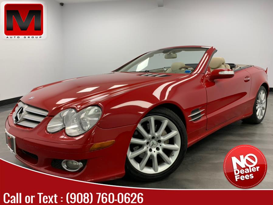 Used Mercedes-Benz SL-Class 2dr Roadster 5.5L V8 2007 | M Auto Group. Elizabeth, New Jersey