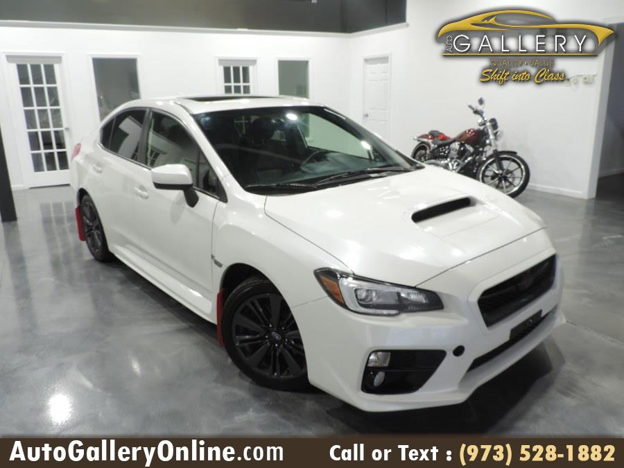 Used 2015 Subaru WRX in Lodi, New Jersey | Auto Gallery. Lodi, New Jersey