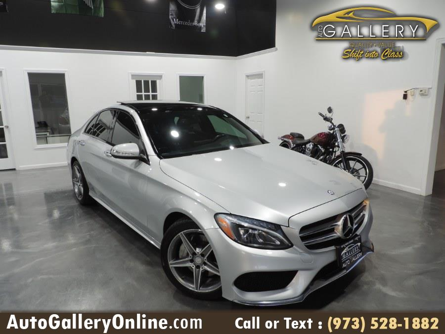 Used 2015 Mercedes-Benz C-Class in Lodi, New Jersey | Auto Gallery. Lodi, New Jersey