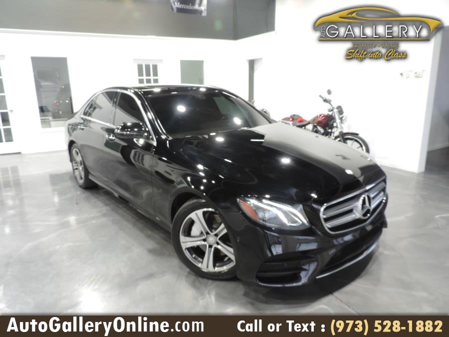 Used 2017 Mercedes-Benz E-Class in Lodi, New Jersey | Auto Gallery. Lodi, New Jersey