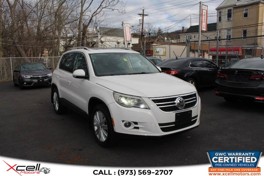 Used Volkswagen Tiguan SEL 4Motion AWD 4dr SEL 2009 | Xcell Motors LLC. Paterson, New Jersey