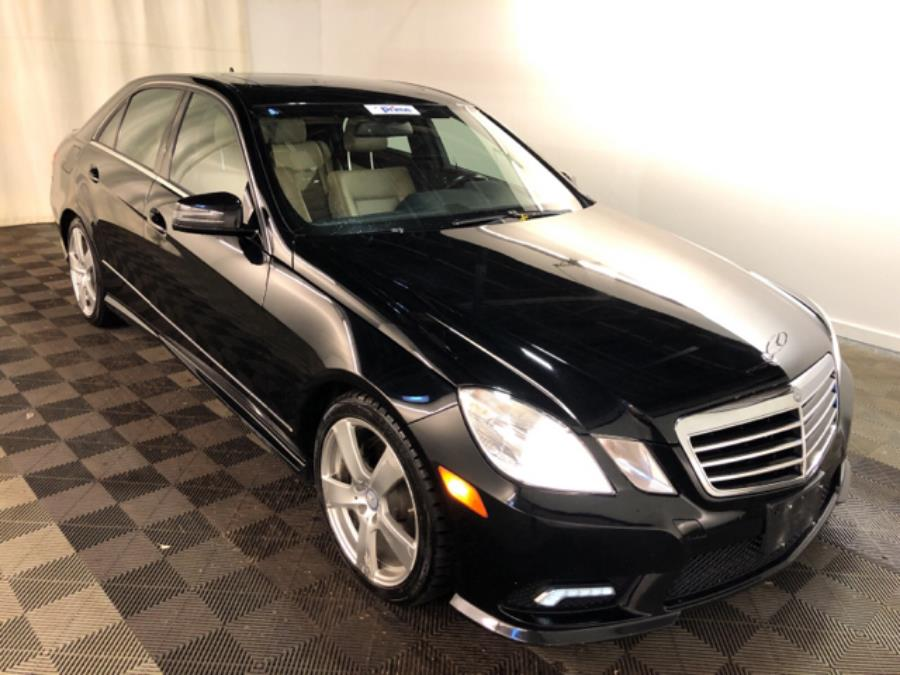 Used Mercedes-Benz E-Class 4dr Sdn E 350 Luxury 4MATIC 2011 | Broadway Auto Shop Inc.. Chicopee, Massachusetts