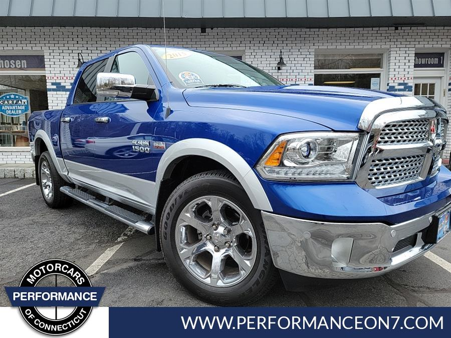"Used Ram 1500 4WD Crew Cab 140.5"" Laramie 2015 