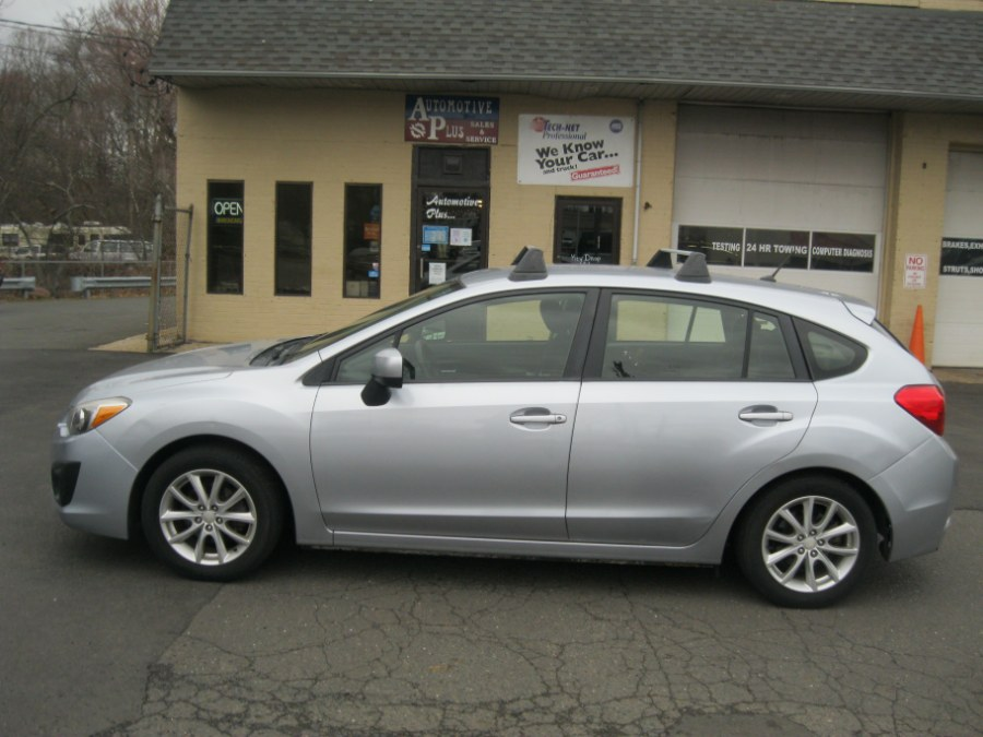 Used Subaru Impreza Wagon 5dr Man 2.0i Premium 2013 | Automotive Plus. Bristol, Connecticut