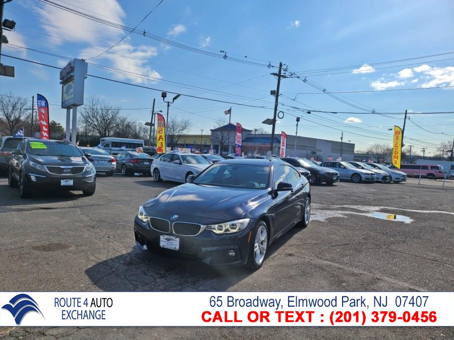 Used BMW 4 Series 4dr Sdn 435i xDrive AWD Gran Coupe 2016 | Route 4 Auto Exchange. Elmwood Park, New Jersey