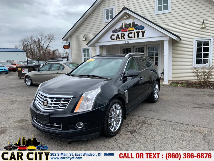 Used Cadillac SRX AWD 4dr Performance Collection 2014 | Car City LLC. East Windsor, Connecticut