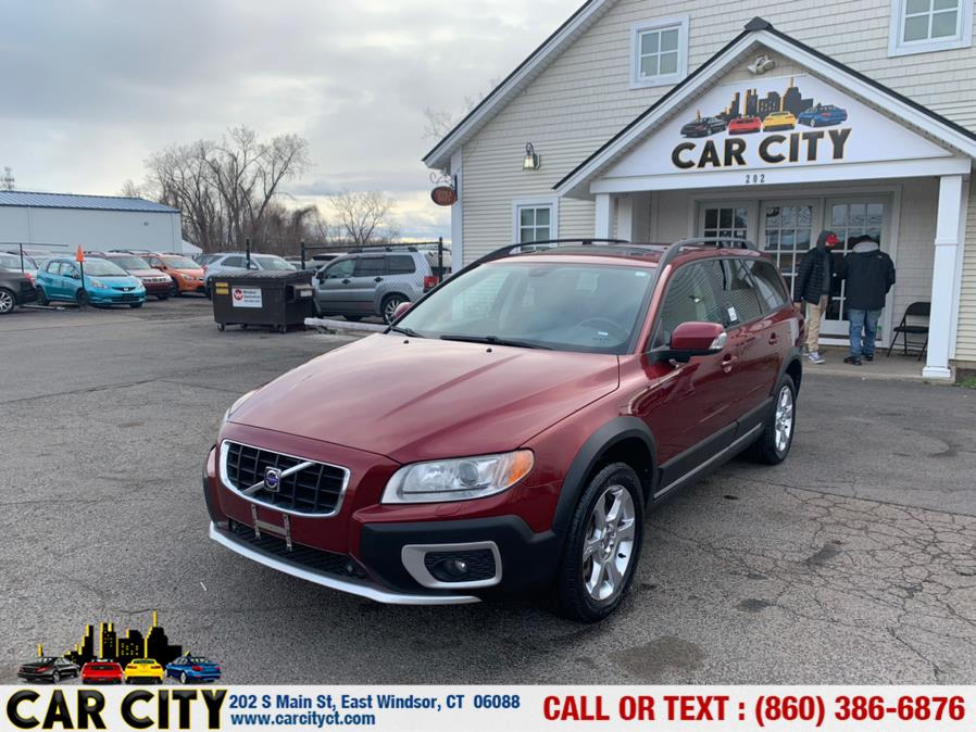 Used Volvo XC70 4dr Wgn w/Snrf 2008 | Car City LLC. East Windsor, Connecticut