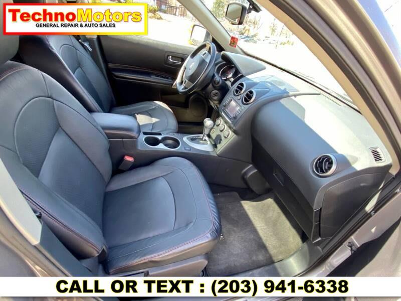 Used Nissan Rogue AWD 4dr SL 2012 | Techno Motors . Danbury , Connecticut