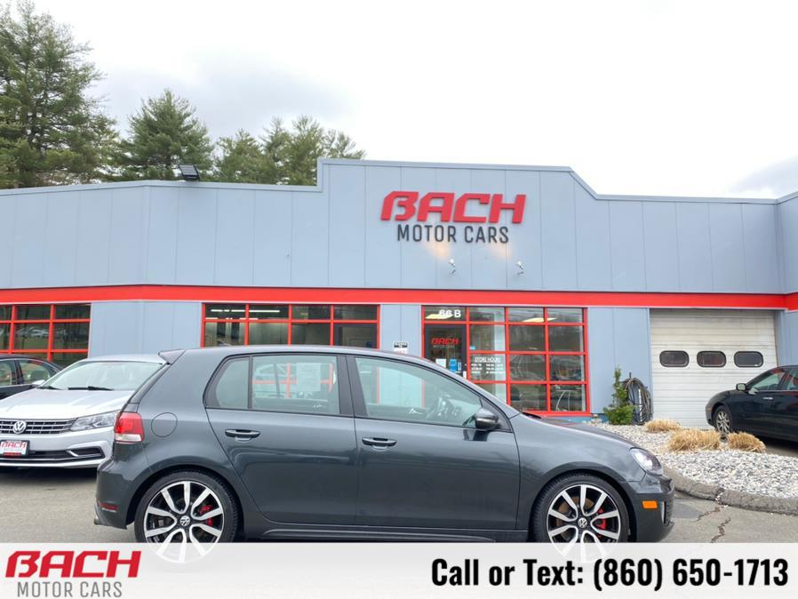 Used Volkswagen GTI 4dr HB Man Wolfsburg 2014   Bach Motor Cars. Canton , Connecticut
