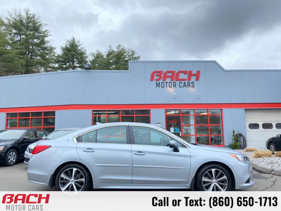 Used Subaru Legacy 4dr Sdn 2.5i Limited PZEV 2016 | Bach Motor Cars. Canton , Connecticut