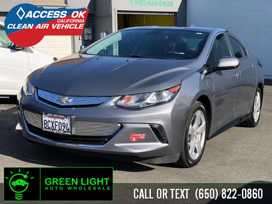 Used Chevrolet Volt LT Comfort + DCP 2018 | Green Light Auto Wholesale. Daly City, California