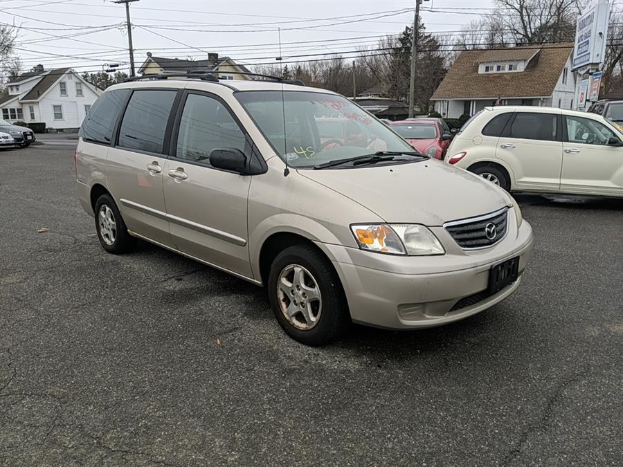 Used Mazda MPV 4dr LX 2001 | Parrottas Auto Service And Repair. Agawam, Massachusetts
