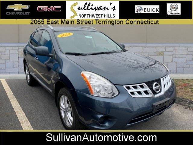 2013 Nissan Rogue SV, available for sale in Avon, CT