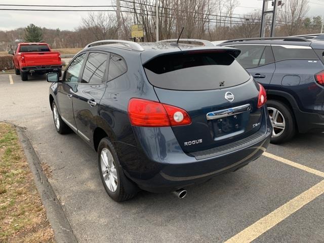 Used Nissan Rogue SV 2013 | Sullivan Automotive Group. Avon, Connecticut