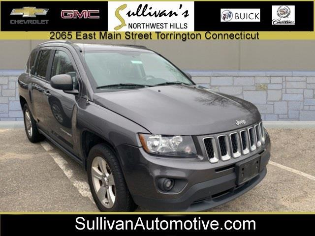 Used 2015 Jeep Compass in Avon, Connecticut | Sullivan Automotive Group. Avon, Connecticut