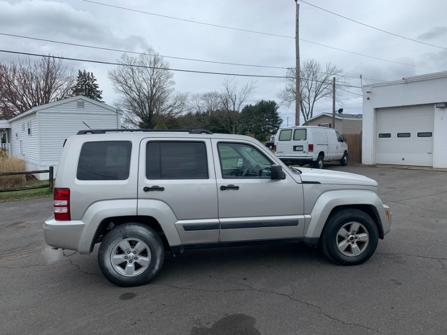 Used Jeep Liberty 4WD 4dr Sport 2009   CT Car Co LLC. East Windsor, Connecticut