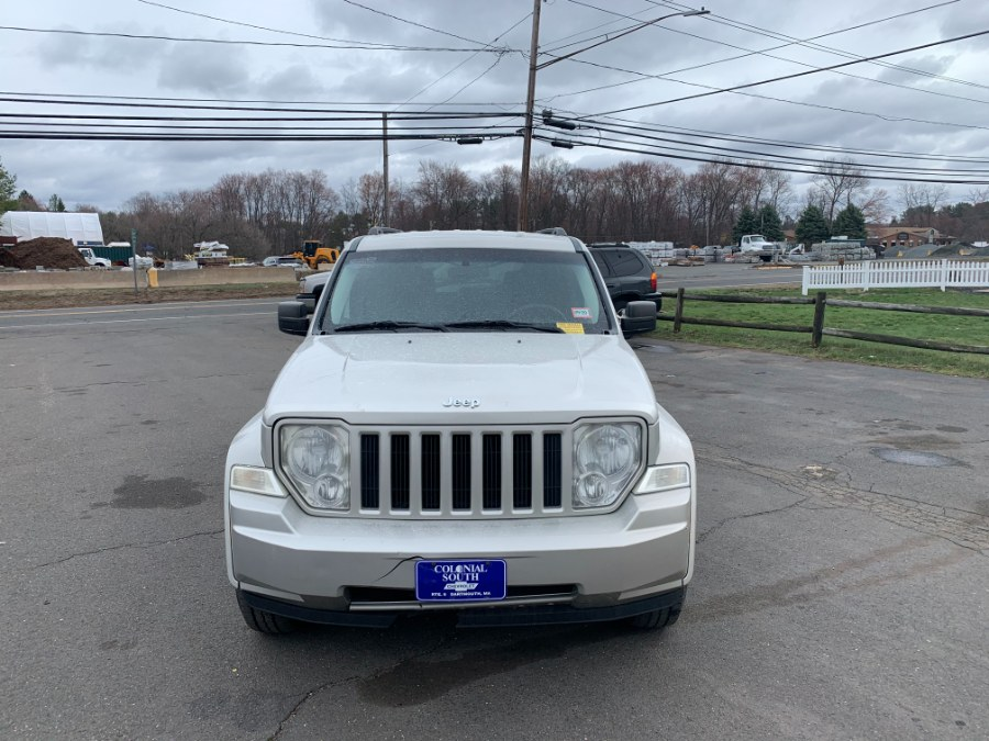 Used Jeep Liberty 4WD 4dr Sport 2009 | CT Car Co LLC. East Windsor, Connecticut