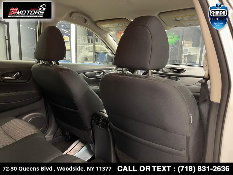 Used Nissan Rogue SV 2017.5 AWD SV 2017   26 Motors Queens. Woodside, New York