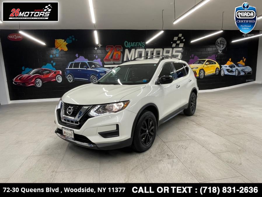 Used 2017 Nissan Rogue SV in Woodside, New York | 26 Motors Queens. Woodside, New York