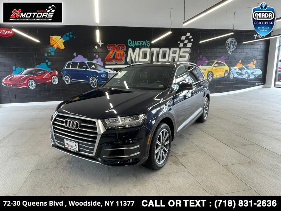 Used 2017 Audi Q7 in Woodside, New York | 26 Motors Queens. Woodside, New York