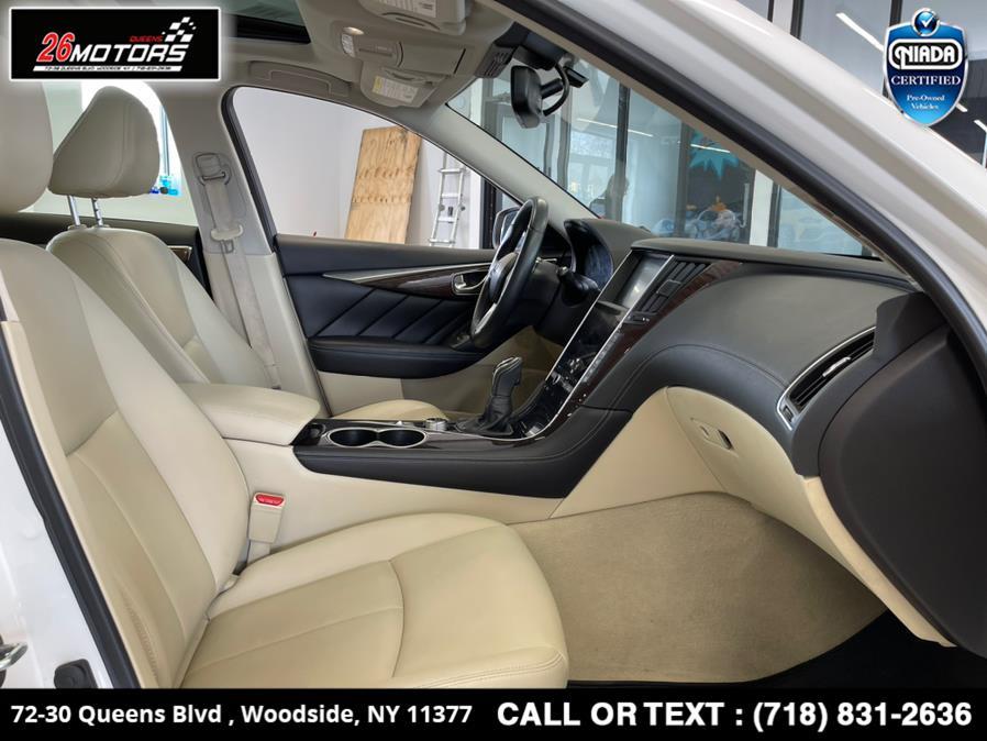 Used INFINITI Q50 3.0t LUXE AWD 2018   26 Motors Queens. Woodside, New York