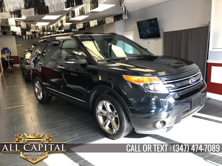 Used 2014 Ford Explorer in Brooklyn, New York | All Capital Motors. Brooklyn, New York