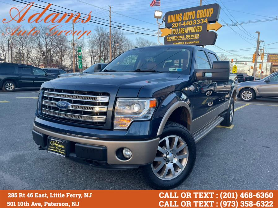 Used 2013 Ford F-150 in Paterson, New Jersey | Adams Auto Group. Paterson, New Jersey