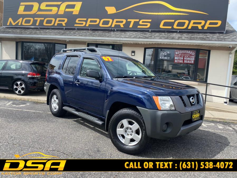 Used Nissan Xterra 4WD 4dr Auto S 2007 | DSA Motor Sports Corp. Commack, New York