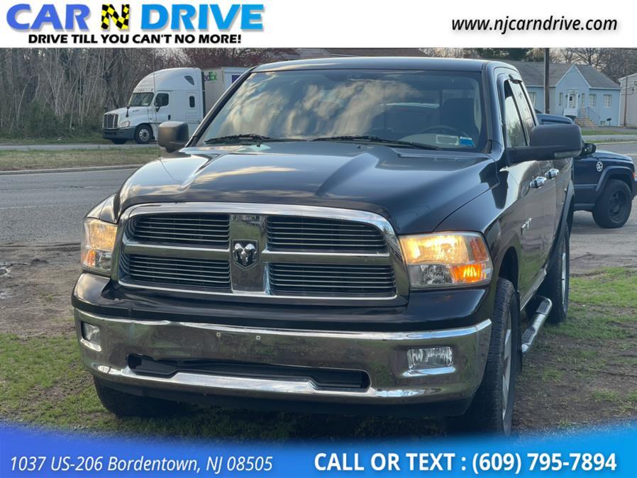 Used Ram 1500 SLT Quad Cab 4WD 2010 | Car N Drive. Bordentown, New Jersey