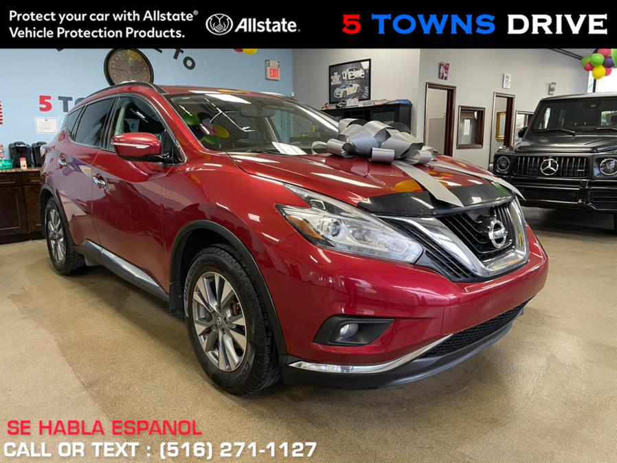 Used Nissan Murano AWD 4dr Platinum 2015 | 5 Towns Drive. Inwood, New York
